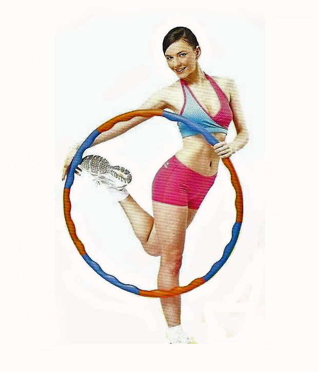 Kruh HULA RING DYNAMIC 1,2 kg